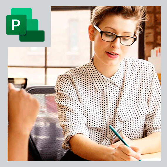 Course Image OFF-714 Microsoft  Office Project 2016/2019 : Nivel I