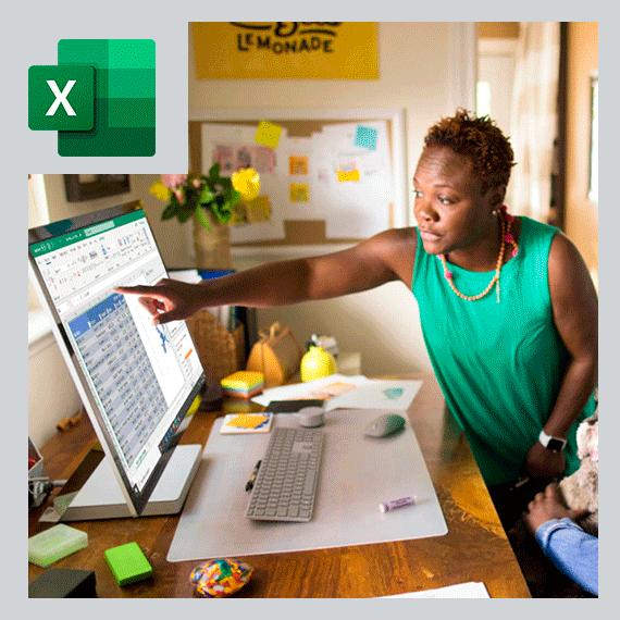 Course Image OFF-705-2 Microsoft Office Excel 2016 : Nivel III - Herramientas Avanzadas