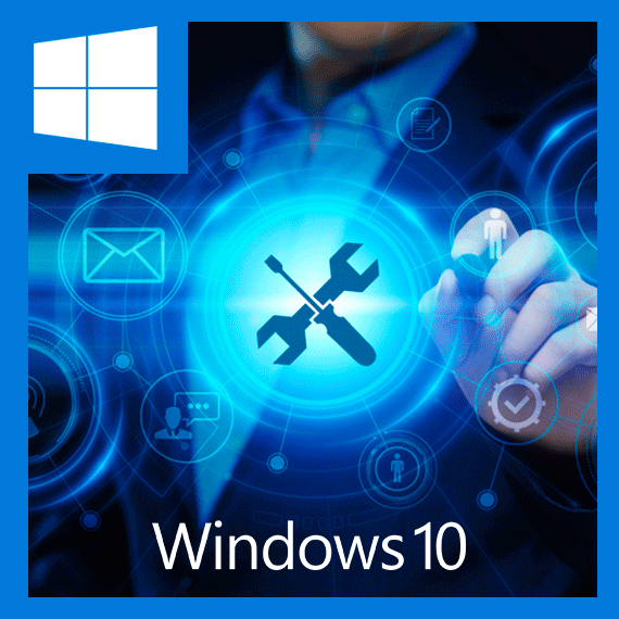 Course Image MD-100T00 Microsoft Windows 10 - Oct21