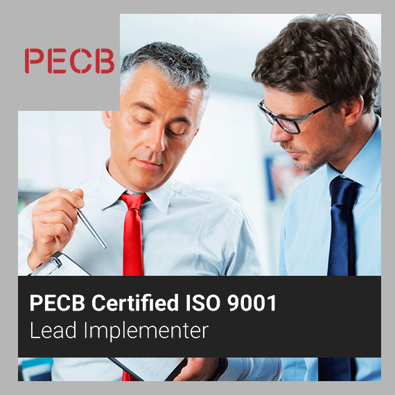 Course Image IMPLEMENTADOR LÍDER ISO 9001 CERTIFICADO