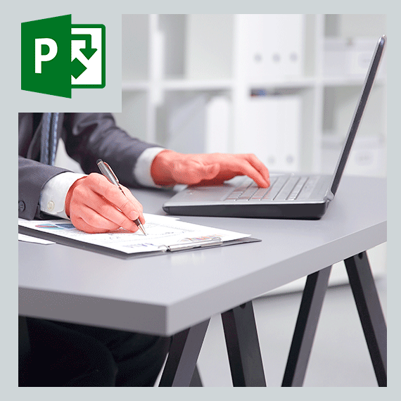 Course Image OFF-715 Microsoft Office Project 2016: Nivel II