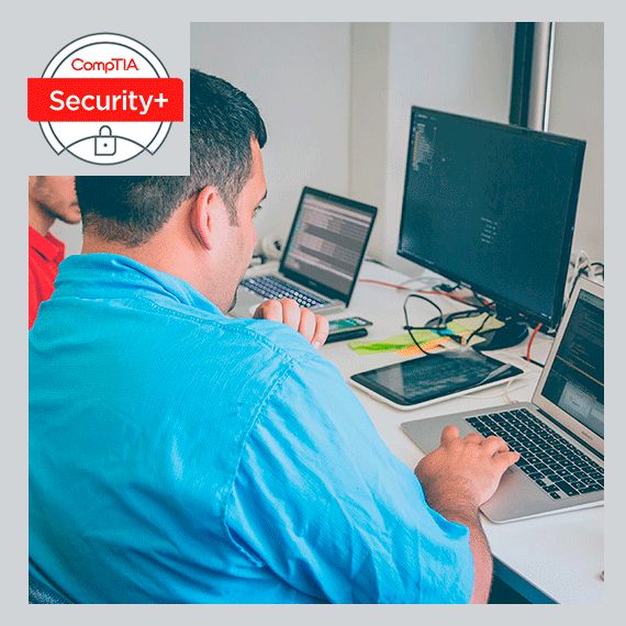Course Image COM-103 CompTIA Security+