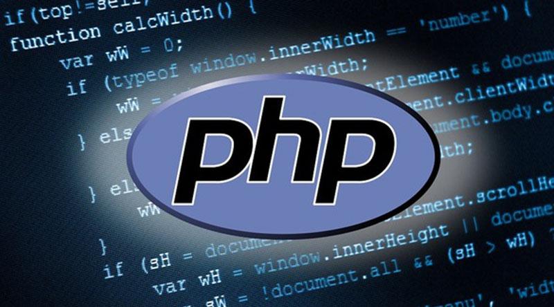 Course Image Programación Avanzada con PHP