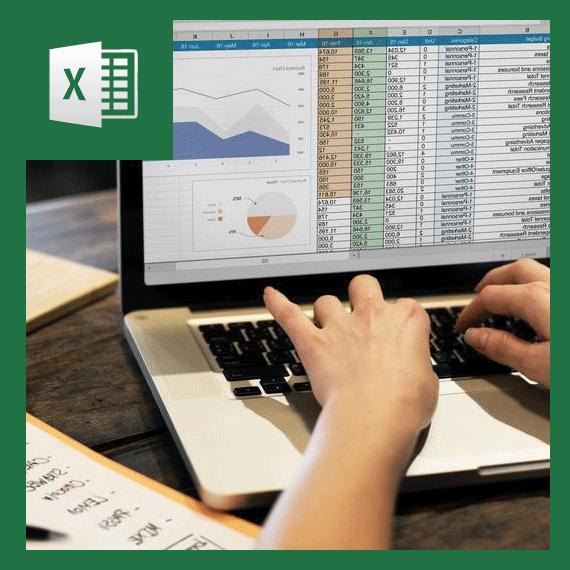 Course Image OFF-704 Microsoft Office Excel 2016: Nivel I - Fundamental-G2-Ago21