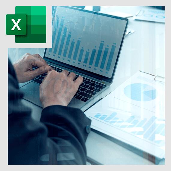 Course Image OFF-705-1 Microsoft  Office Excel 2016 : Nivel II – Funciones y manejo de datos