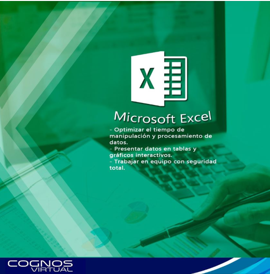 Course Image OFF-705-1 Microsoft Office Excel 2016: Nivel II – Funciones y manejo de datos Feb21-SC
