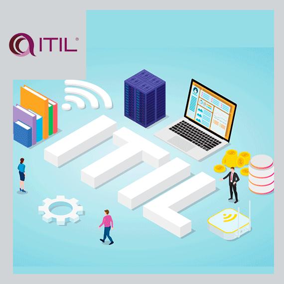 Course Image ITIL FOUNDATION V4 - SEP21